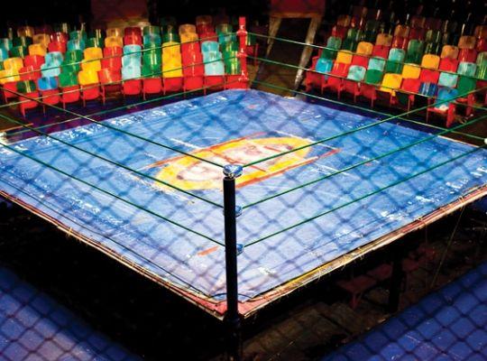 Lucha libre: espectáculo de riesgo sin combate (Quinta parte)