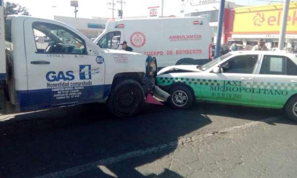 ¡Y OTRA MÁS! Riña entre gaseros: Gas 1 vs. Gas Hidalgo… que iban armados