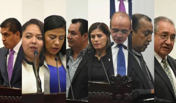 Confeti de propuestas en el Congreso