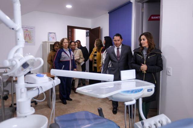 , ESTRENANDO. Inaugura DIF de la Reforma consultorio dental